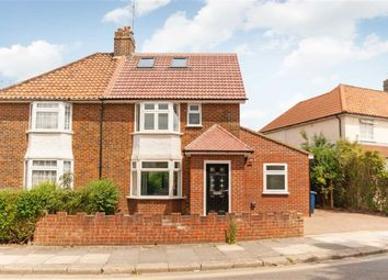 Thumbnail 4 bed semi-detached house for sale in Walton Way, London