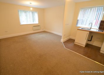 Thumbnail 1 bed flat to rent in Flat 1, Victoria Crescent, Eccles