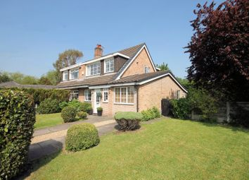 Thumbnail 4 bed property for sale in Mobberley Road, Knutsford