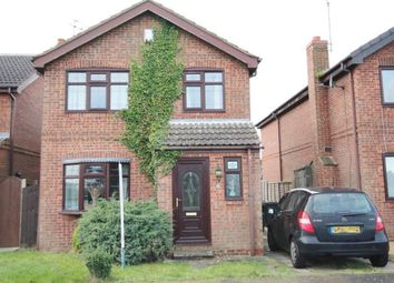 Thumbnail 3 bed detached house to rent in Evergreen Way, Brayton, Selby
