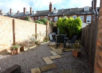 Thumbnail 4 bedroom terraced house for sale in Cromwell Street, Lincoln