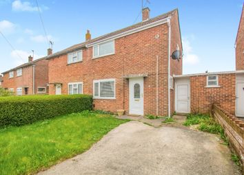 Thumbnail 2 bed semi-detached house for sale in Countisbury Avenue, Llanrumney, Cardiff