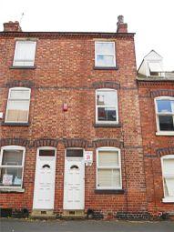 Thumbnail 4 bedroom terraced house to rent in Hart Street, Lenton, Nottingham