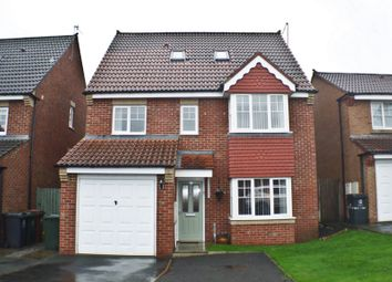 Thumbnail 5 bed detached house for sale in Farmwell Place, Prudhoe