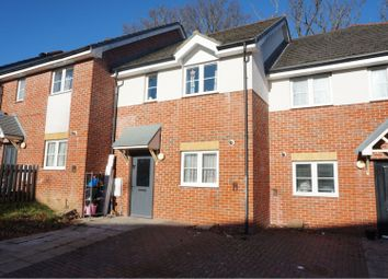 3 bed terraced house for sale in Tanners Close, Aldermoor, Southampton SO16