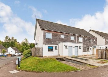 Thumbnail 3 bedroom semi-detached house for sale in Grieve Road, Greenock, Inverclyde