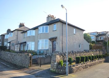 Thumbnail 3 bed semi-detached house for sale in Ashleigh Road, Arnside, Carnforth