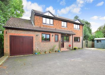 Thumbnail 4 bed detached house for sale in Brookside, Ashington, West Sussex