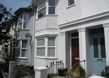 Thumbnail 2 bed maisonette to rent in Newmarket Road, Brighton