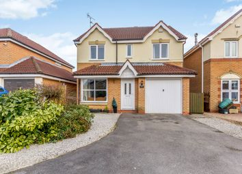 Thumbnail 4 bed detached house for sale in Butterfly Meadows, Beverley, East Riding Of Yorkshire