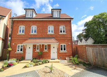 Thumbnail 3 bed semi-detached house for sale in Blenheim Place, Camberley, Surrey