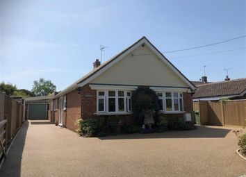 Thumbnail 3 bed detached bungalow for sale in Warmlake Road, Chart Sutton, Maidstone, Kent