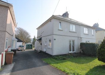 Thumbnail 3 bed semi-detached house for sale in Stone Barton Road, Plympton, Plymouth