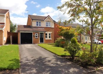 Thumbnail 3 bedroom detached house for sale in Gilwood Grove, Middleton, Manchester