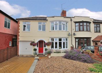 Thumbnail 4 bed semi-detached house for sale in Rothersthorpe Road, Far Cotton, Northampton