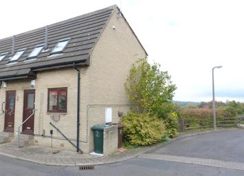 Thumbnail 2 bedroom town house for sale in Amblers Croft, Thackley