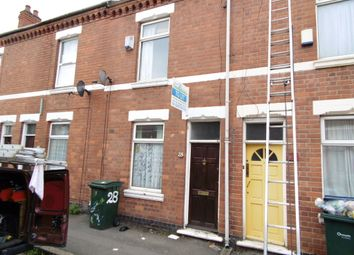 Thumbnail 1 bedroom terraced house to rent in Monks Road, Coventry