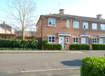 Thumbnail 3 bed end terrace house for sale in Knowle Avenue, Knowle, Fareham