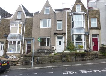 Thumbnail 3 bed terraced house for sale in Cromwell Street, Mount Pleasant, Swansea