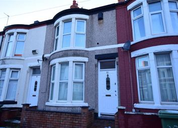 Thumbnail 2 bedroom end terrace house to rent in Hallville Road, Wallasey, Merseyside