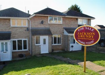 Thumbnail 2 bedroom terraced house for sale in Grasscroft, Kingsthorpe, Northampton