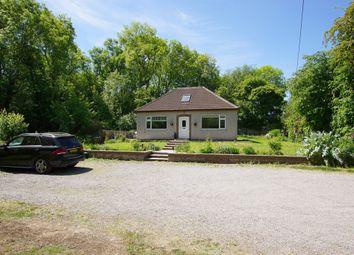 Badminton Road, Coalpit Heath, Bristol BS36. 4 bed detached bungalow for sale