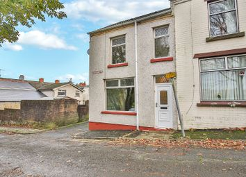 Thumbnail 3 bed end terrace house for sale in Valley Road, Ebbw Vale, Blaenau Gwent