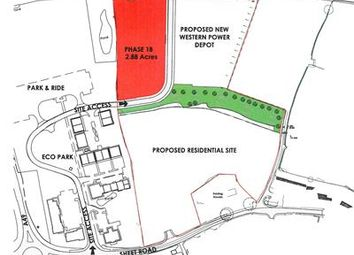 Thumbnail Commercial property for sale in Commercial Land At Sheet Road, Phase 1B, Ludlow, Shropshire