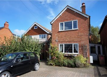 Thumbnail 3 bed detached house for sale in Pinewood Avenue, Crowthorne