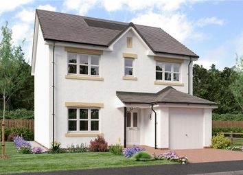 "Thumbnail 4 bed detached house for sale in ""Shaw"" at Dalkeith"