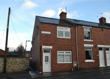 Thumbnail 2 bed end terrace house to rent in Burnell Road, Esh Winning, Durham