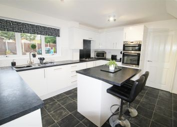 Thumbnail 4 bed detached house for sale in Long Pack, Shrewsbury