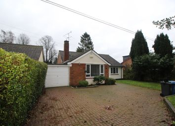 Thumbnail 4 bed detached bungalow to rent in Oak Hill Lane, Ipswich