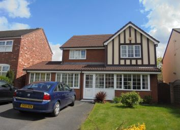 Thumbnail 4 bedroom property for sale in Pitchford Drive, Priorslee, Telford