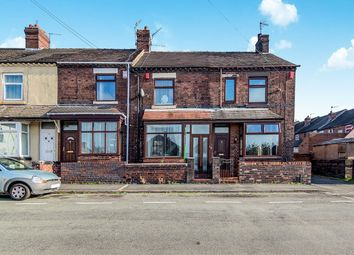 Thumbnail 2 bed terraced house for sale in Gordon Street, Burslem, Stoke-On-Trent