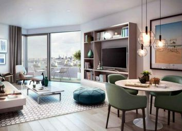 Thumbnail 1 bed flat for sale in Portland House, Royal Wharf