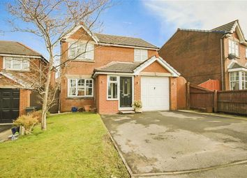 Thumbnail 4 bed detached house for sale in Moorside Drive, Clayton Le Moors, Lancashire