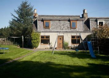 Thumbnail 5 bed semi-detached house for sale in Pitcaple, Inverurie, Aberdeenshire