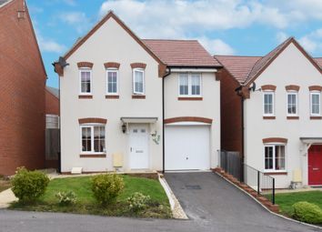 Thumbnail 4 bed detached house for sale in Crocker Way, Wincanton