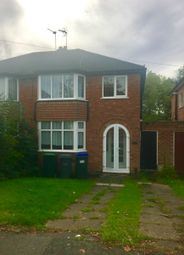 Thumbnail 3 bed semi-detached house to rent in Appleton Avenue, Great Barr, Birmingham