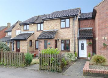 Thumbnail 2 bedroom terraced house for sale in Dells Lane, Biggleswade