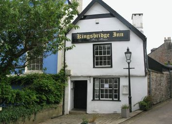 Thumbnail Pub/bar for sale in Leechwell Street, Totnes
