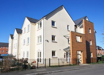 Thumbnail 2 bed flat for sale in Hammond Close, Highworth, Swindon