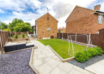 Thumbnail 3 bed end terrace house for sale in Cranbrook Close, Twydall, Rainham