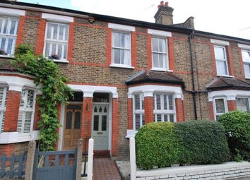 Thumbnail 3 bed terraced house for sale in Salisbury Road, Ealing, London