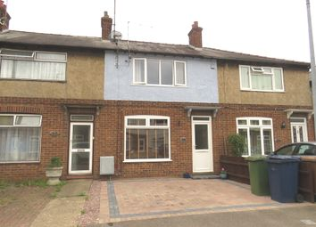 Thumbnail 2 bedroom terraced house for sale in Deerfield Road, March