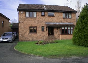 Thumbnail 4 bed detached house for sale in Edwards Grove, Kenilworth, Warwickshire