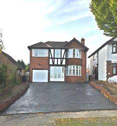 Thumbnail 4 bed detached house for sale in Himley Crescent, Wolverhampton