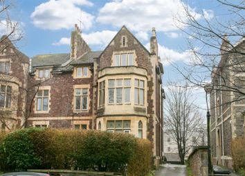 Thumbnail 2 bed flat for sale in Elmdale Road, Tyndalls Park, Bristol