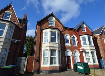 Thumbnail 2 bedroom flat to rent in Gillott Road, Edgbaston, Birmingham